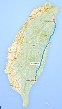 台東→羅東map2.JPG